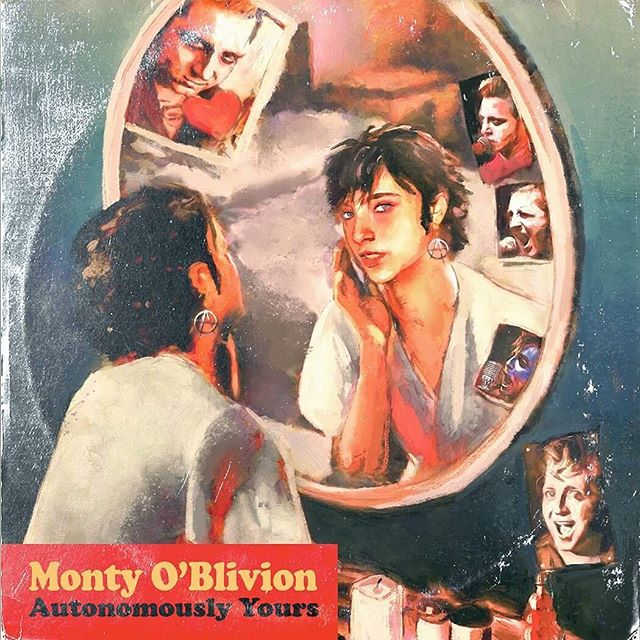 Upcoming release from Monty O'Blivion - Art by Ethan Scott