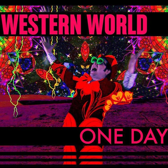 Tomorrow drops the #officialvideo for #westernworld by #montyoblivion , featuring the one true #potus , rightful heir to the iron throne and lord of the seven kingdoms, #verminsupreme ! thank you to #georgesoros for making it all possible! Tune in tomorrow! #kborrecords #anarcho #postpunk #synthpunk