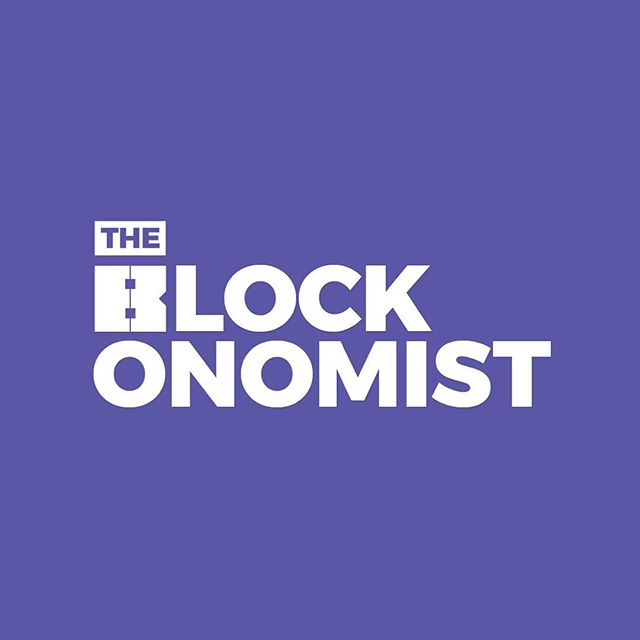 #design #logo #brand #graphicdesign #graphicdesigner #blockchain #cryptocurrency #bitcoin excited to start my new project for 2018. Follow me @blockonomist