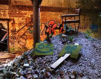 DAVID GRIGGS & TV MOORE   Slug Gun Drug Machine    Zn  April 6 to May 25, 2013   » VIEW EXHIBITION