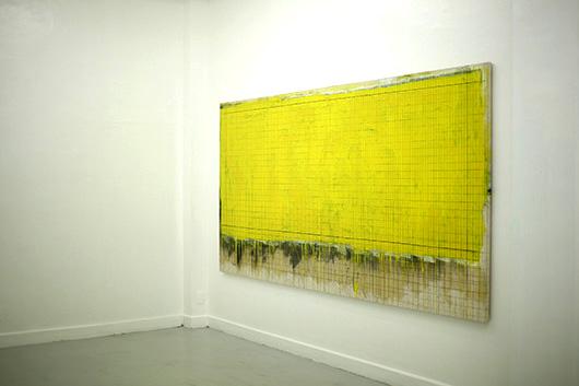 Maya Munoz, Untitled, Oil on Canvas, 2013.