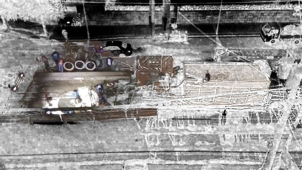 Manny Montelibano  Backplates of Pasay Road , 2014. (video still) single-channel video 2min. 44sec.