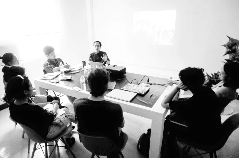 WORKSHOP   Portfolio Making and Review  with Roy Voragen   MABINI Projects August 8-19, 2017