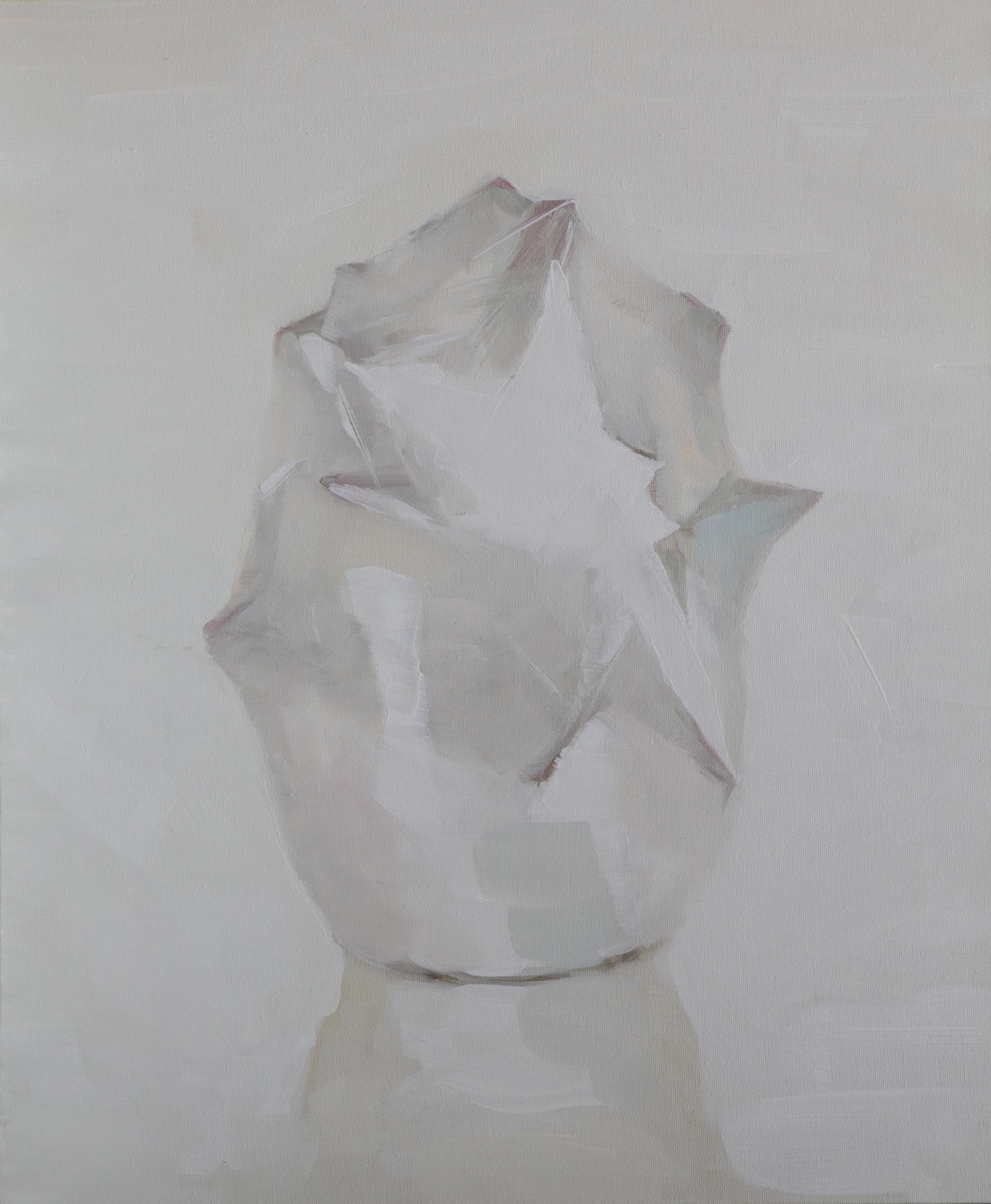 SH1815_Hong Soun_OrdinaryMonument M-1815_oil on canvas_52.5x41cm_2018.JPG