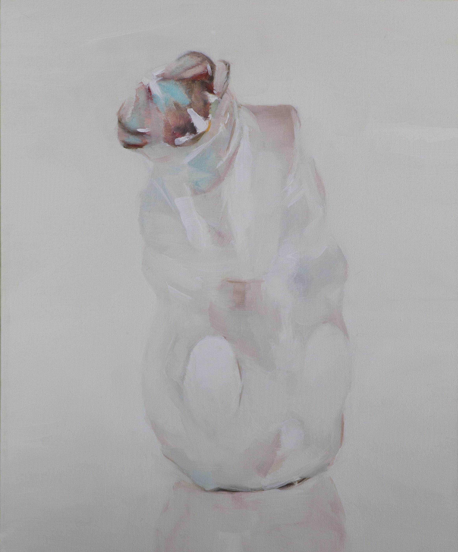 SH1824_Hong Soun_OrdinaryMonument M-1824_oil on canvas_52.5x41cm_2018.JPG