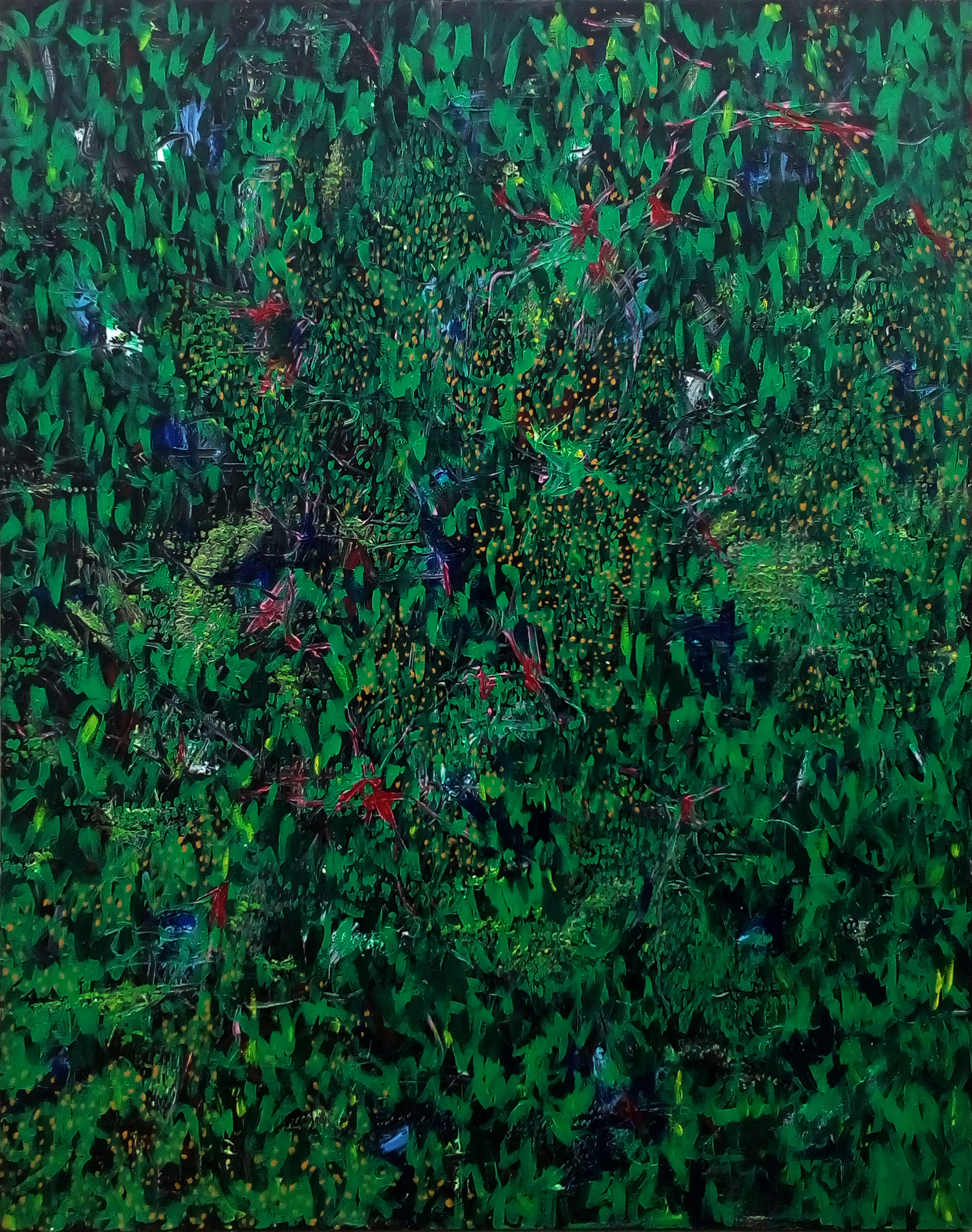 David, Lizza May - Das Urbild 2014 oil on canvas 160 x 130cm.jpg