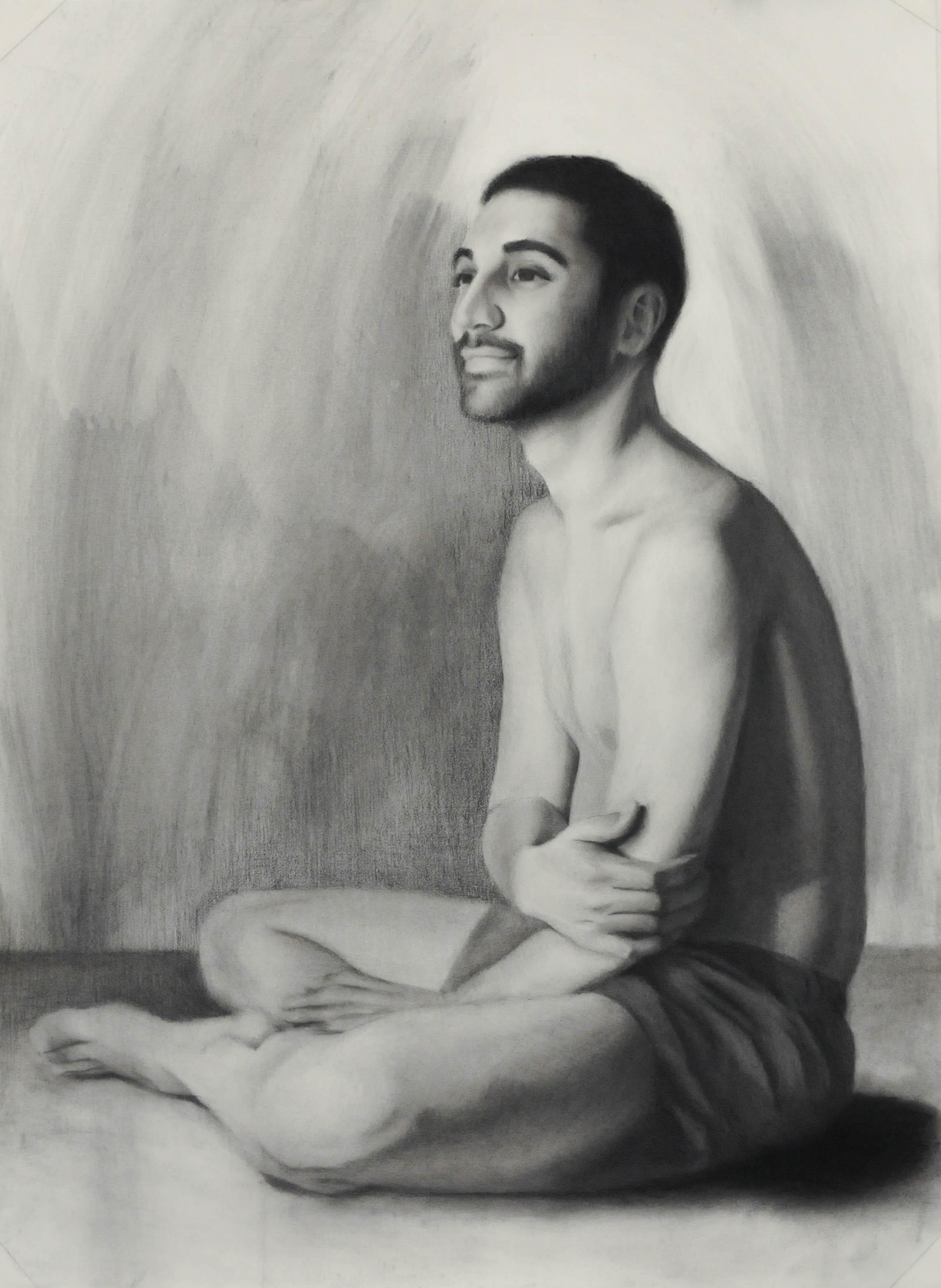 Monica Dimson, Figure Drawing student