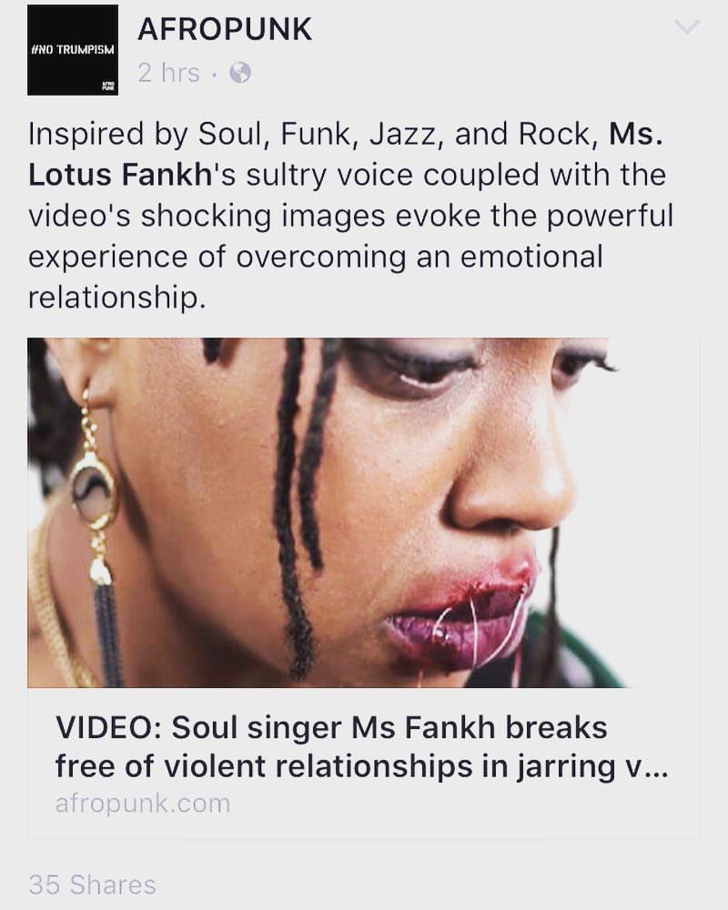 Afropunk Post