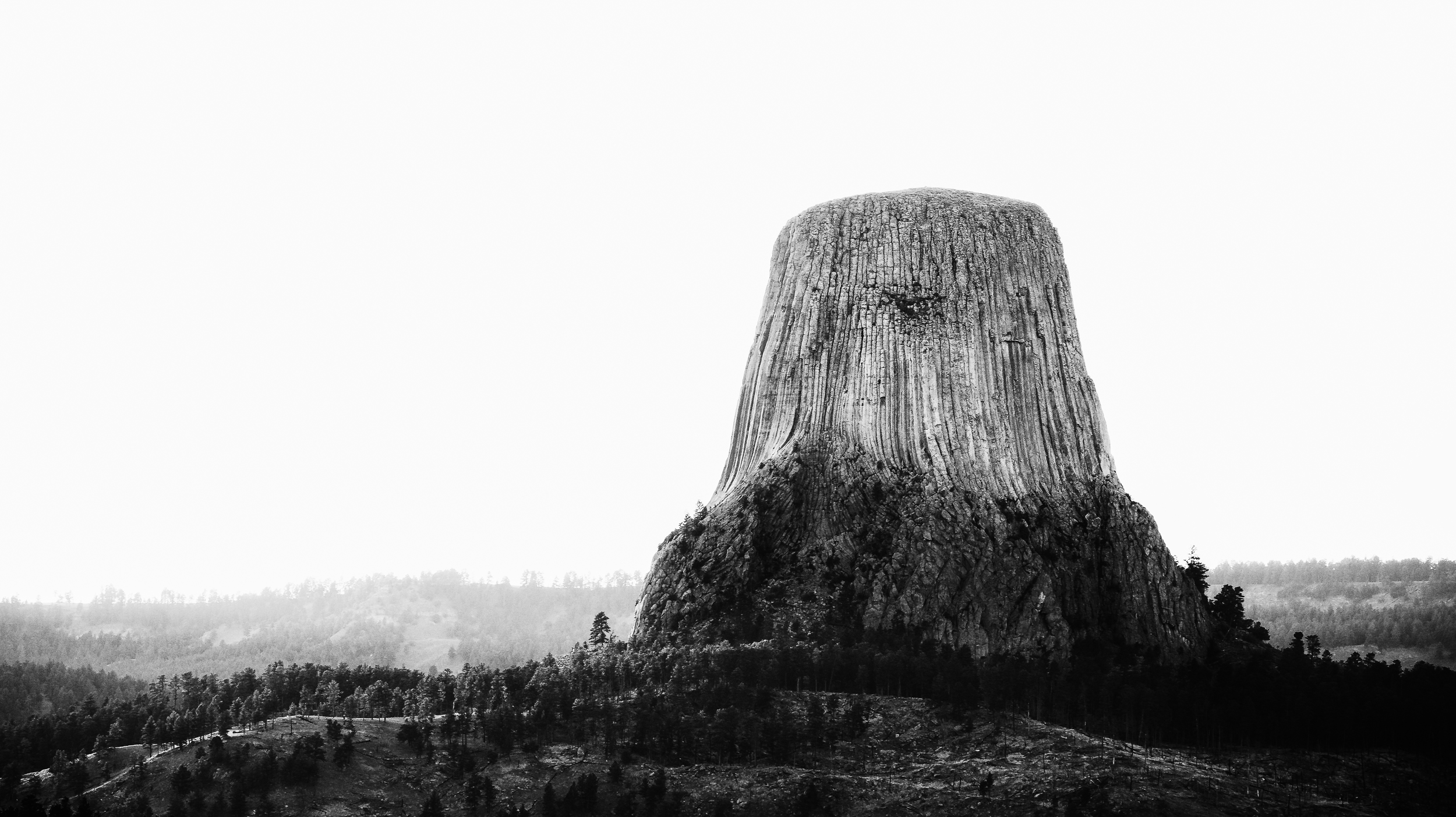Devil's Tower National Monument | Black Hills National Forest | May, 2019