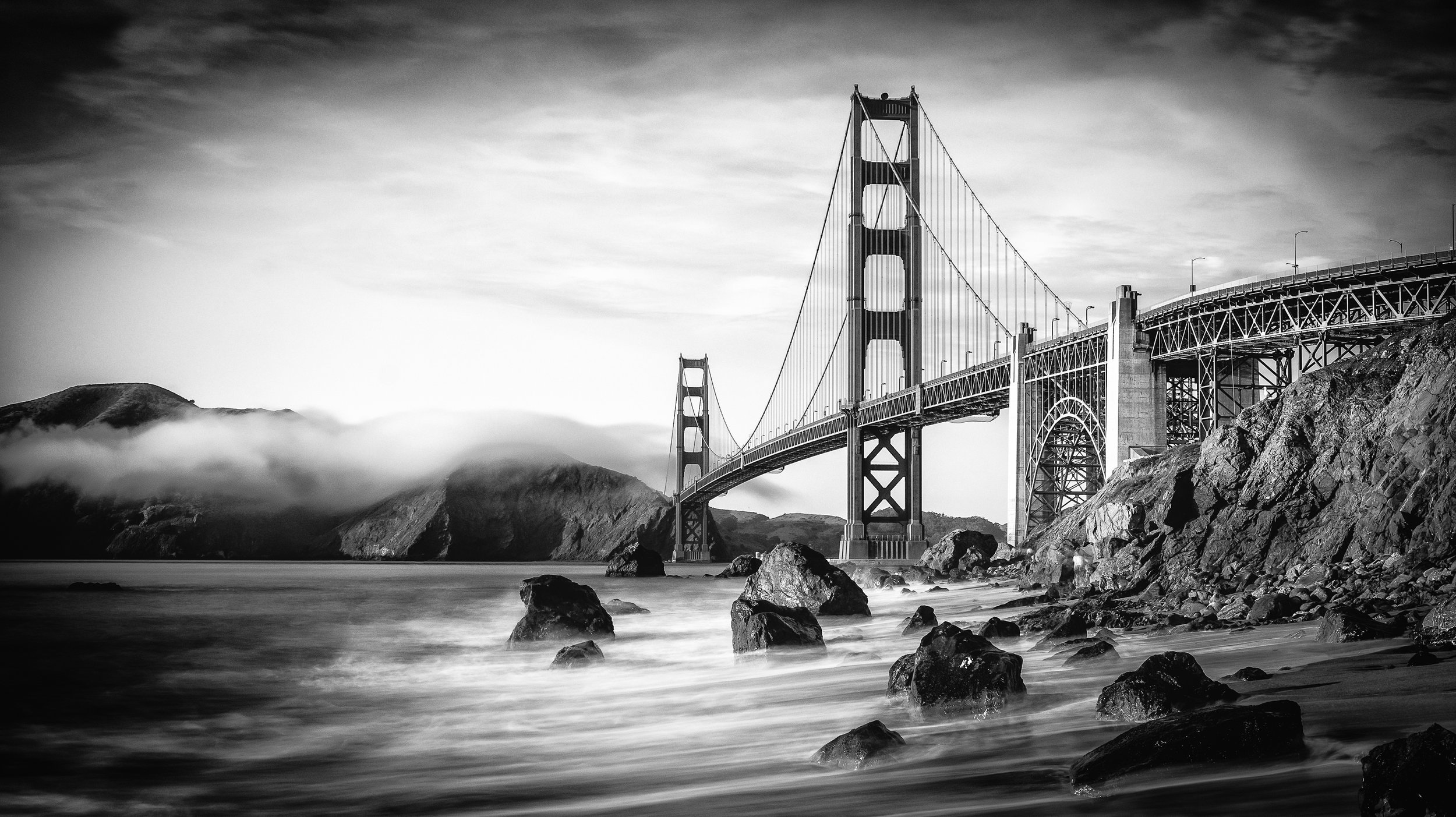 Golden Gate Bridge | San Fransisco, CA | March, 2018