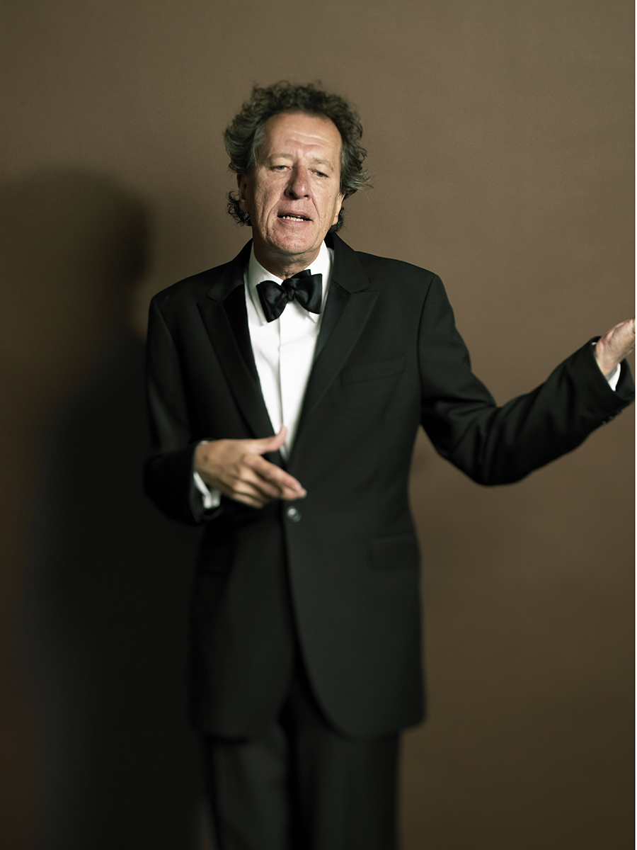 Geoffrey Rush, MADISON MAGAZINE