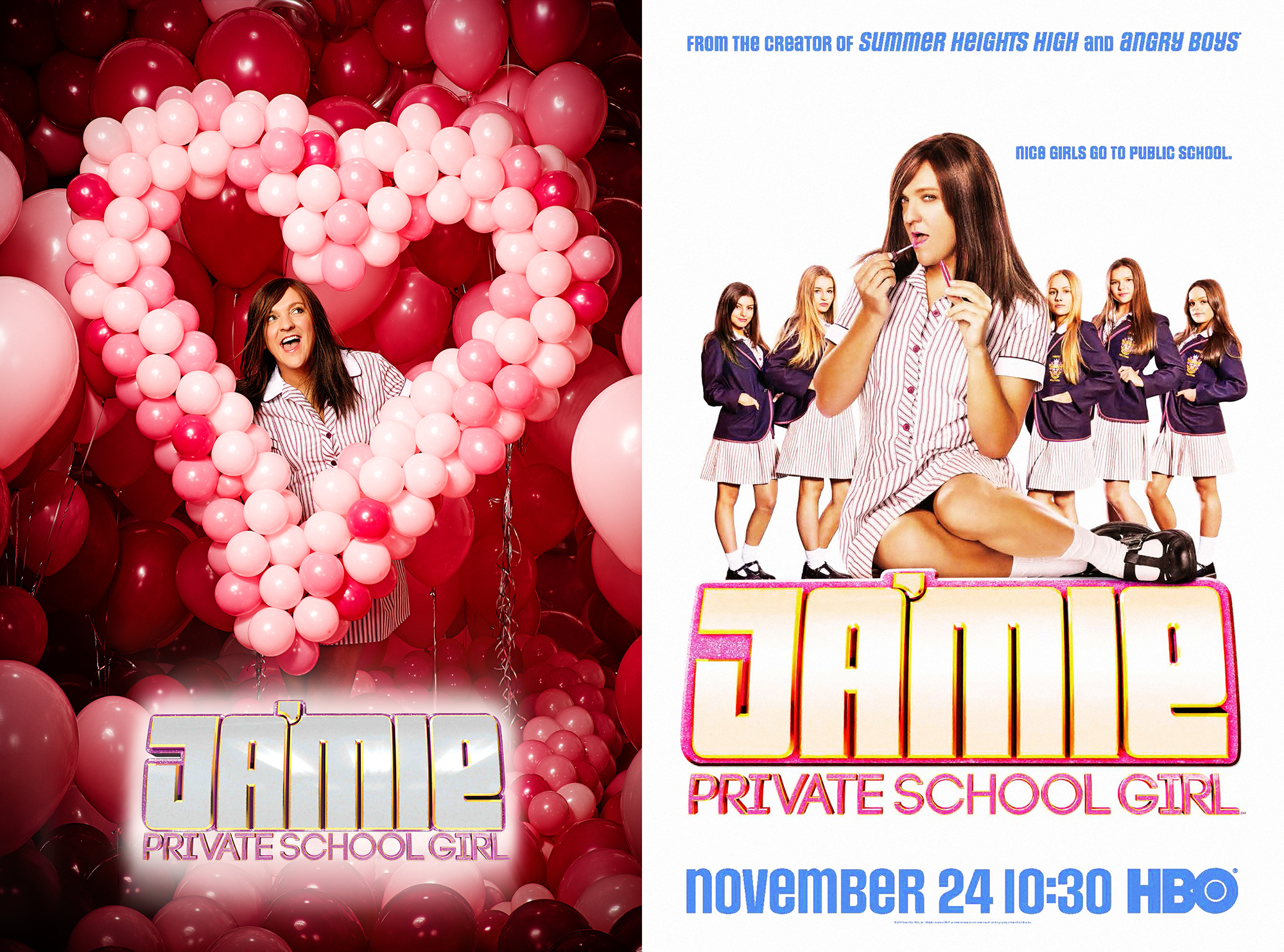 JA'MIE PRIVATE SCHOOL GIRLS , HBO