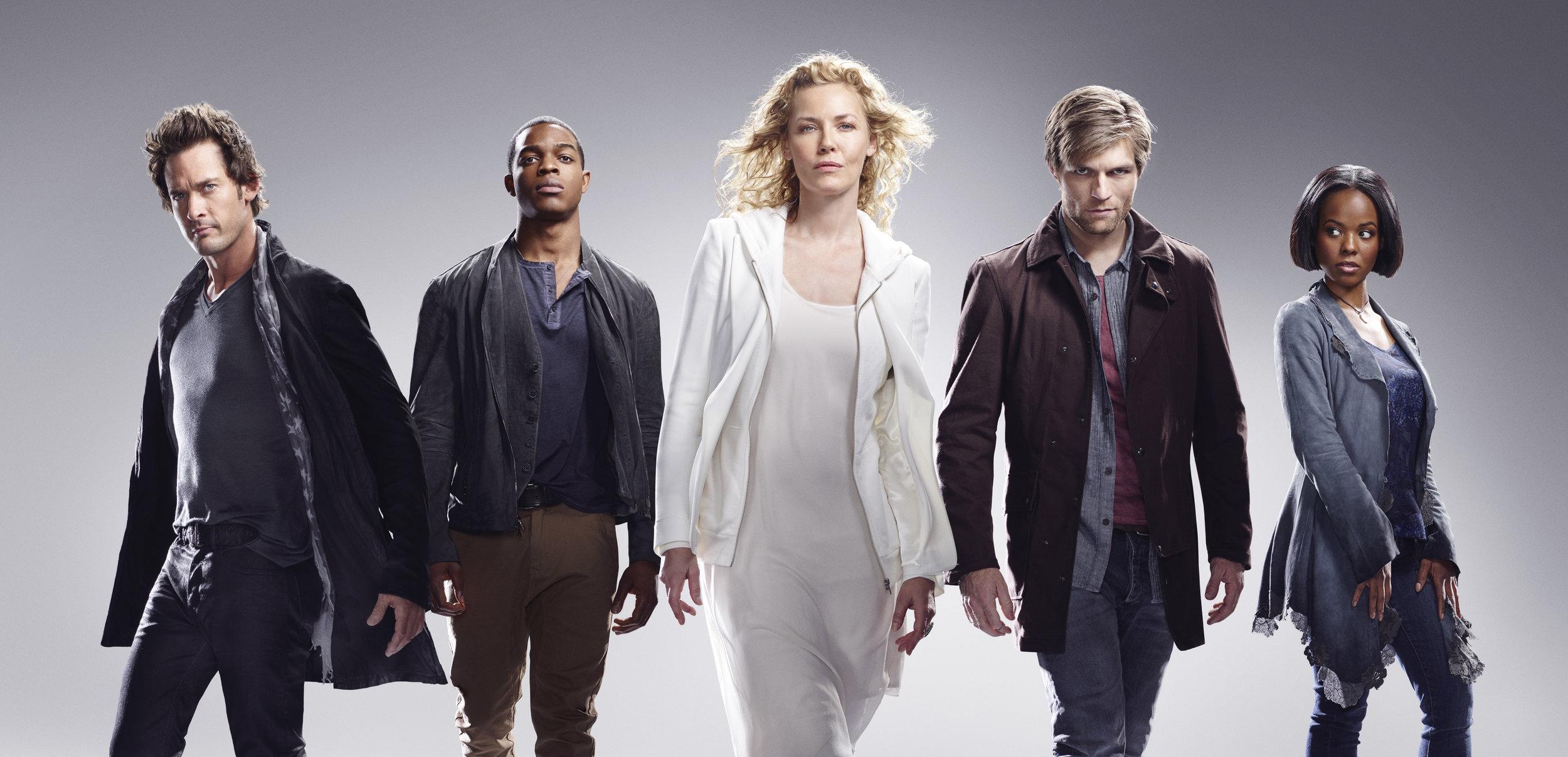 ANGELS UNVEILED , NBC