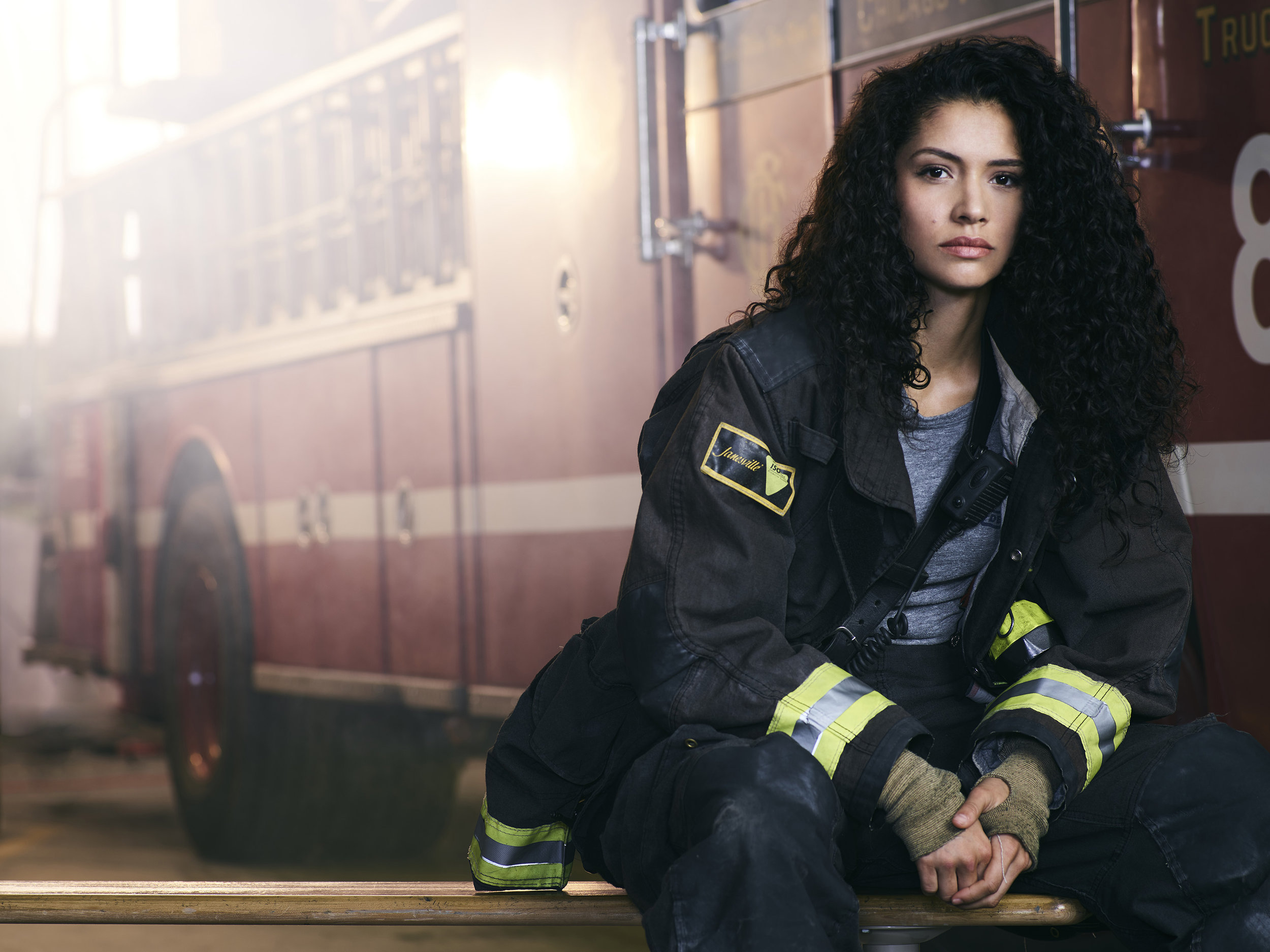 MIRANDA RAE MAYO  CHICAGO FIRE - NBC