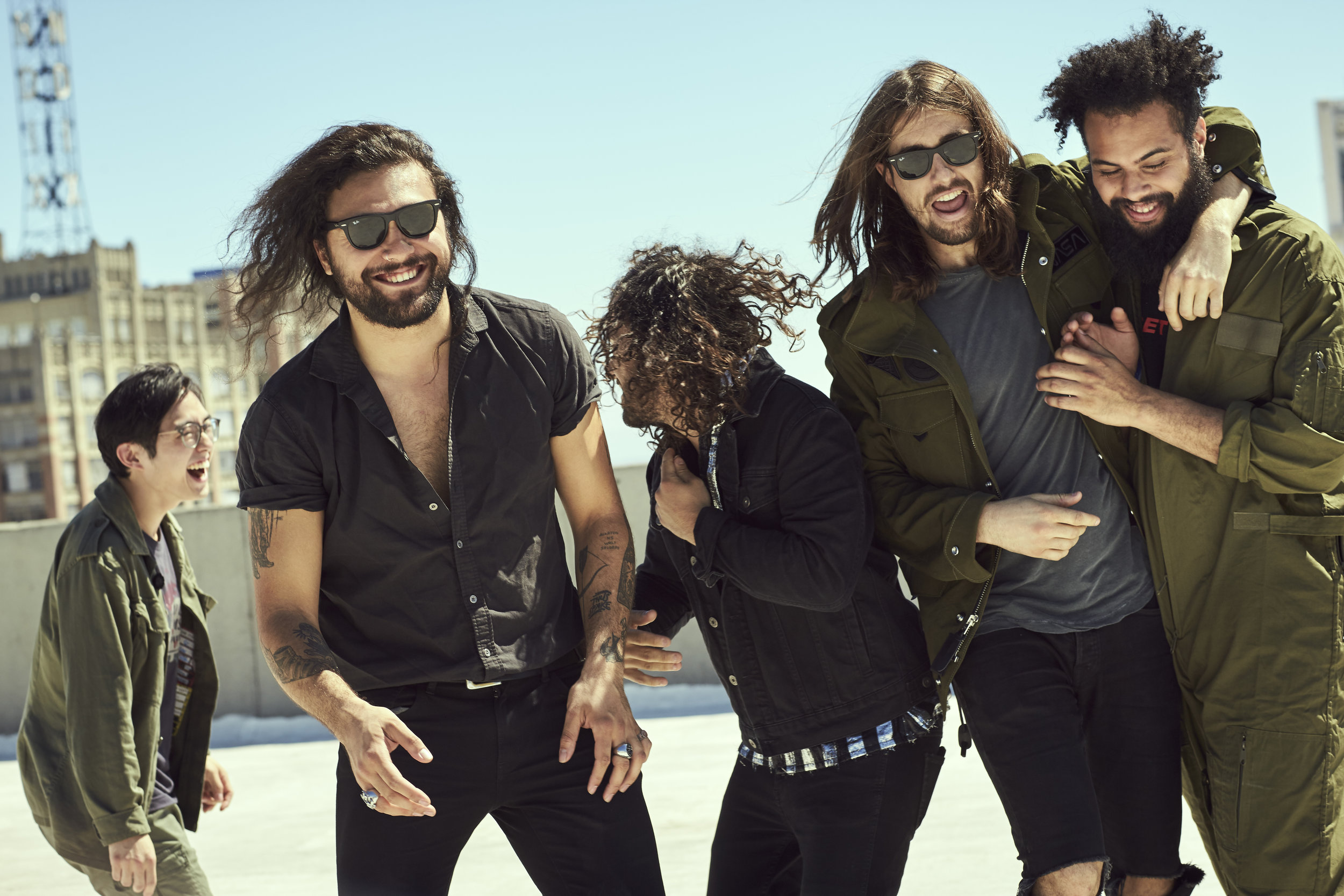 GANG OF YOUTHS  ROLLING STONE