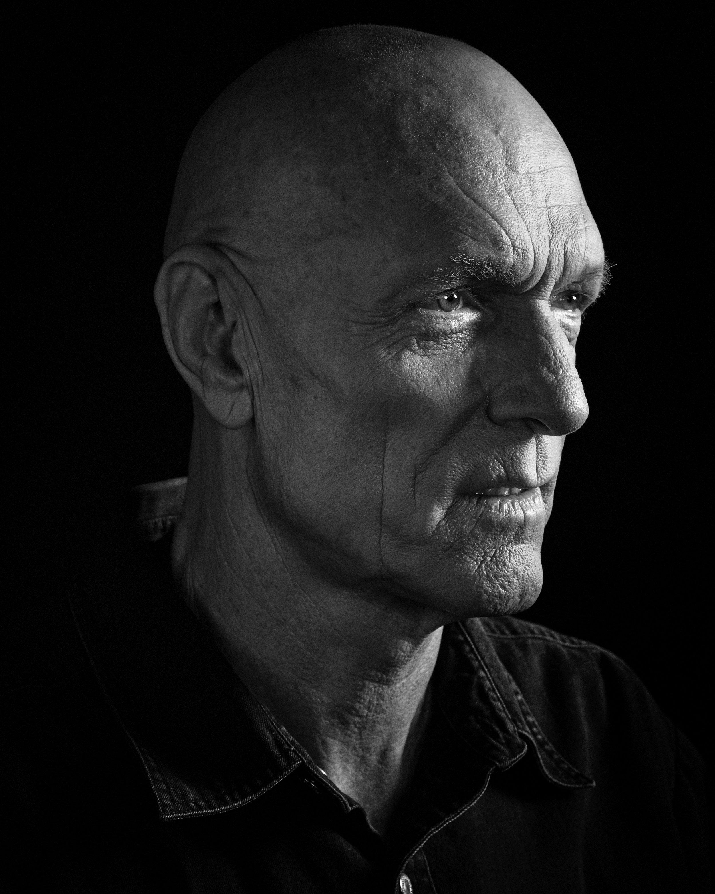 Peter Garrett, photo John Tsiavis