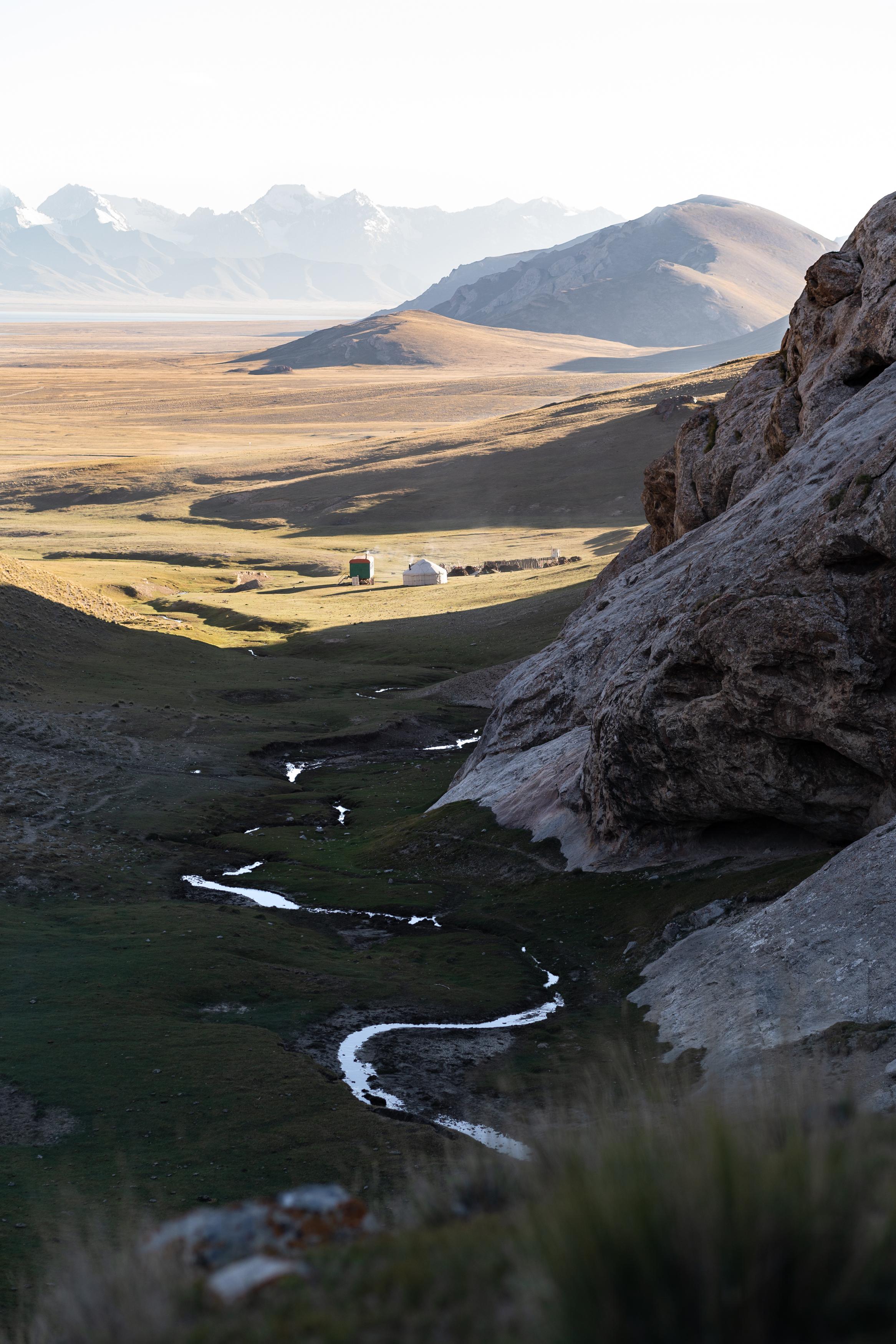 Chatyr Kul - Kyrgyzstan