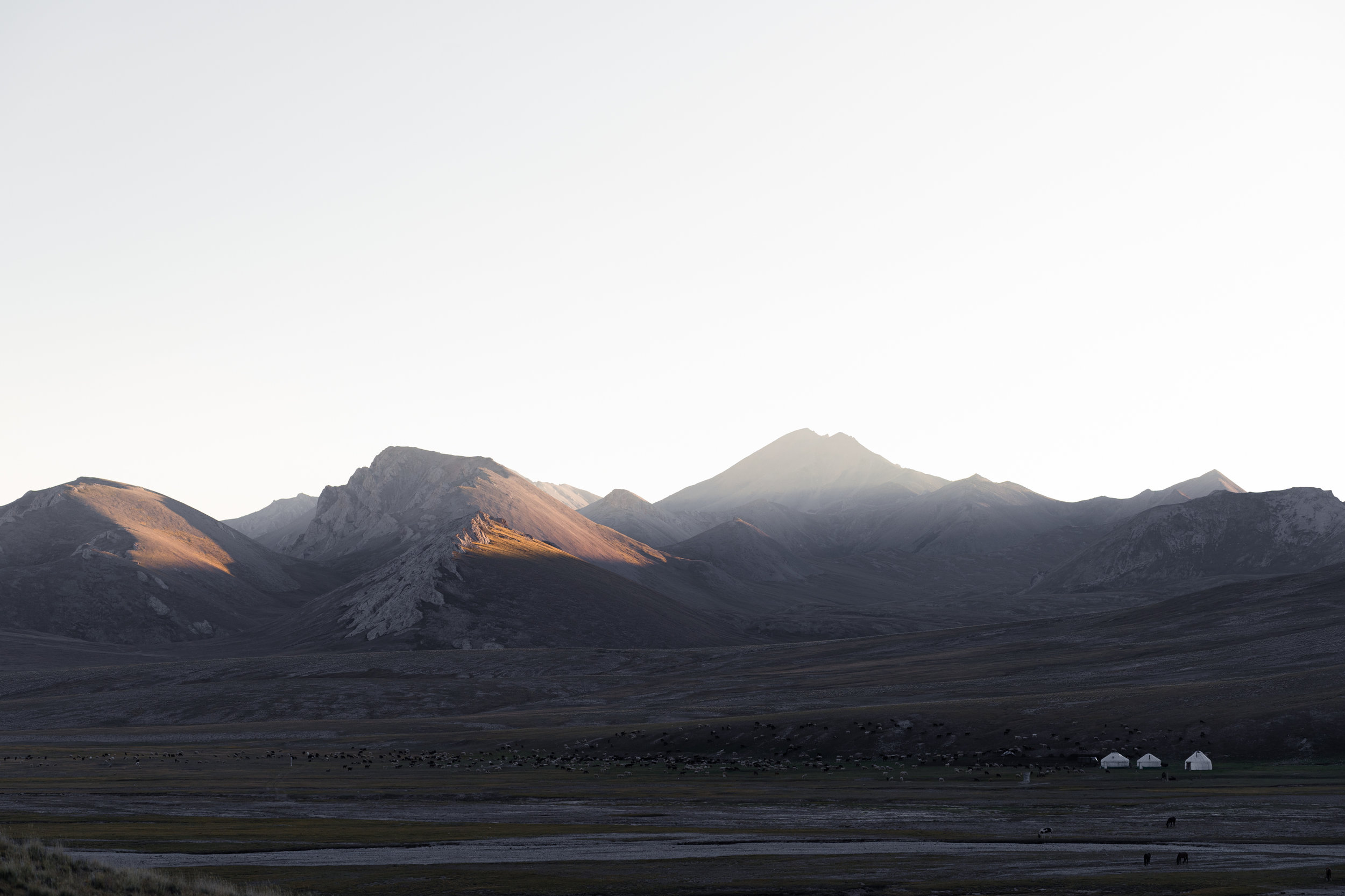 Chatyr Kul, Kyrgyzstan