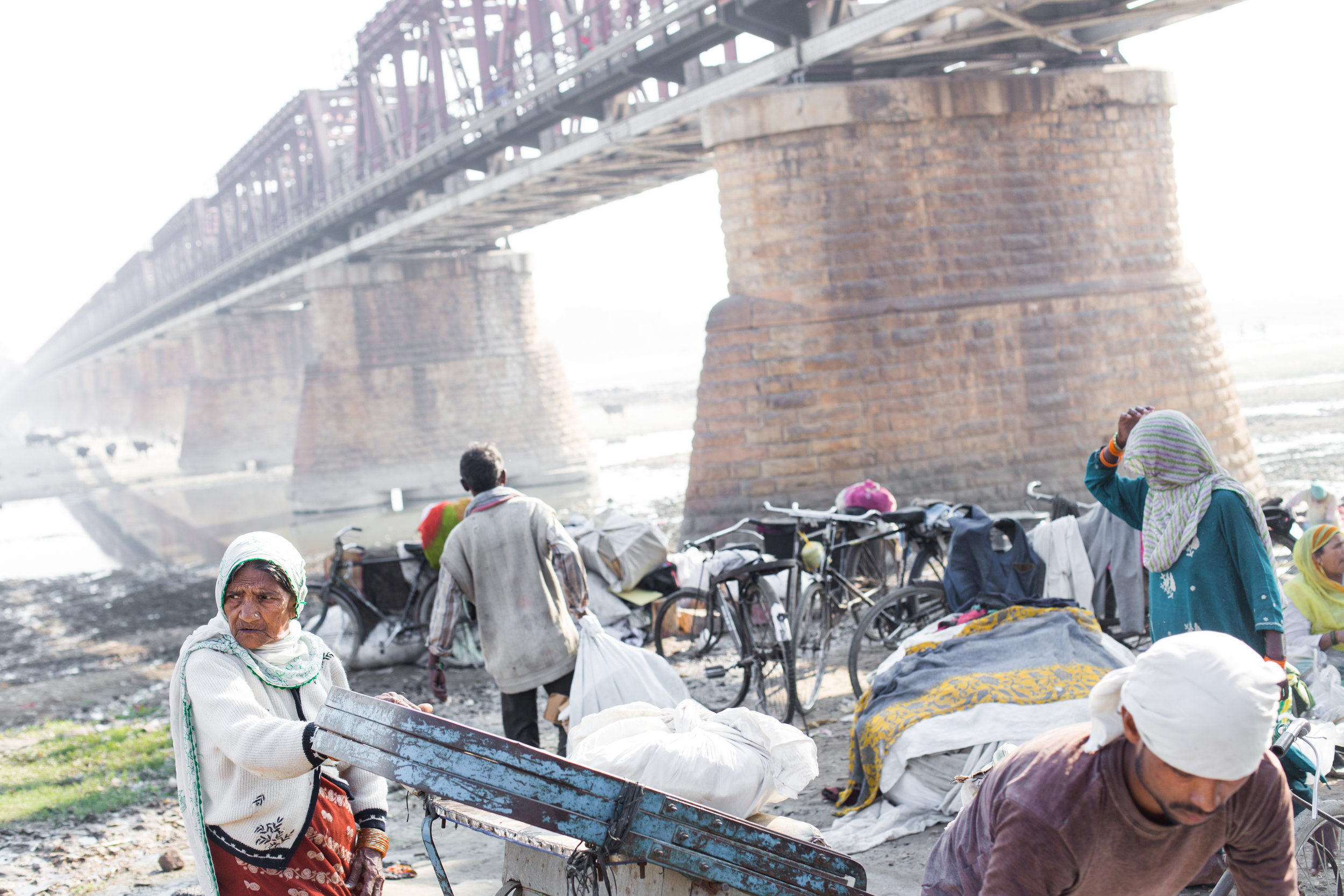 Yamuna River, India