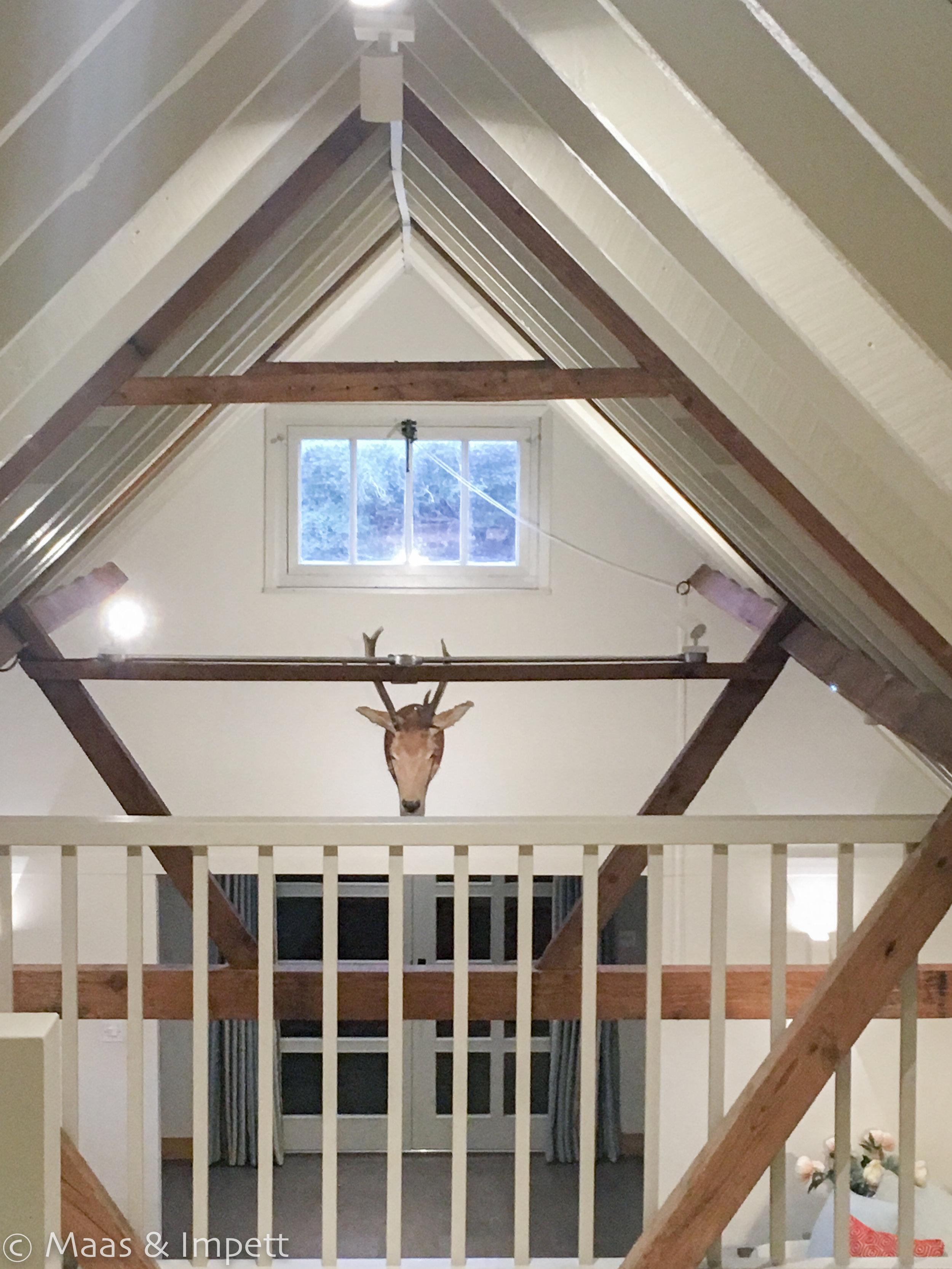 Period conversion with contemporary interior