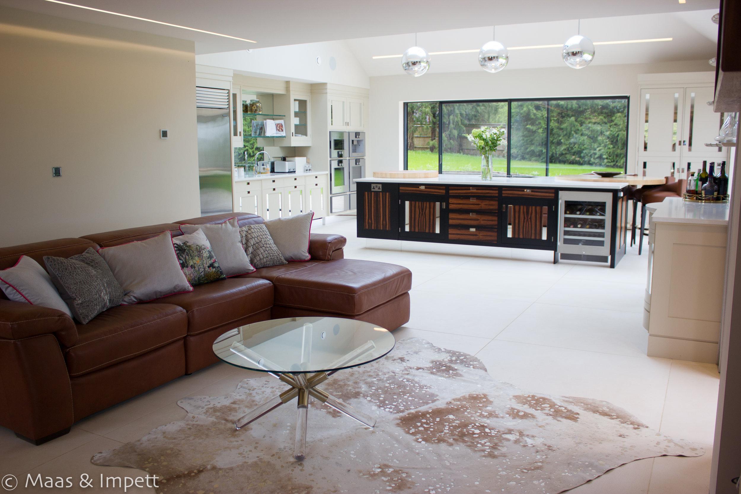 Glamorous Interiors by Maas & Impett