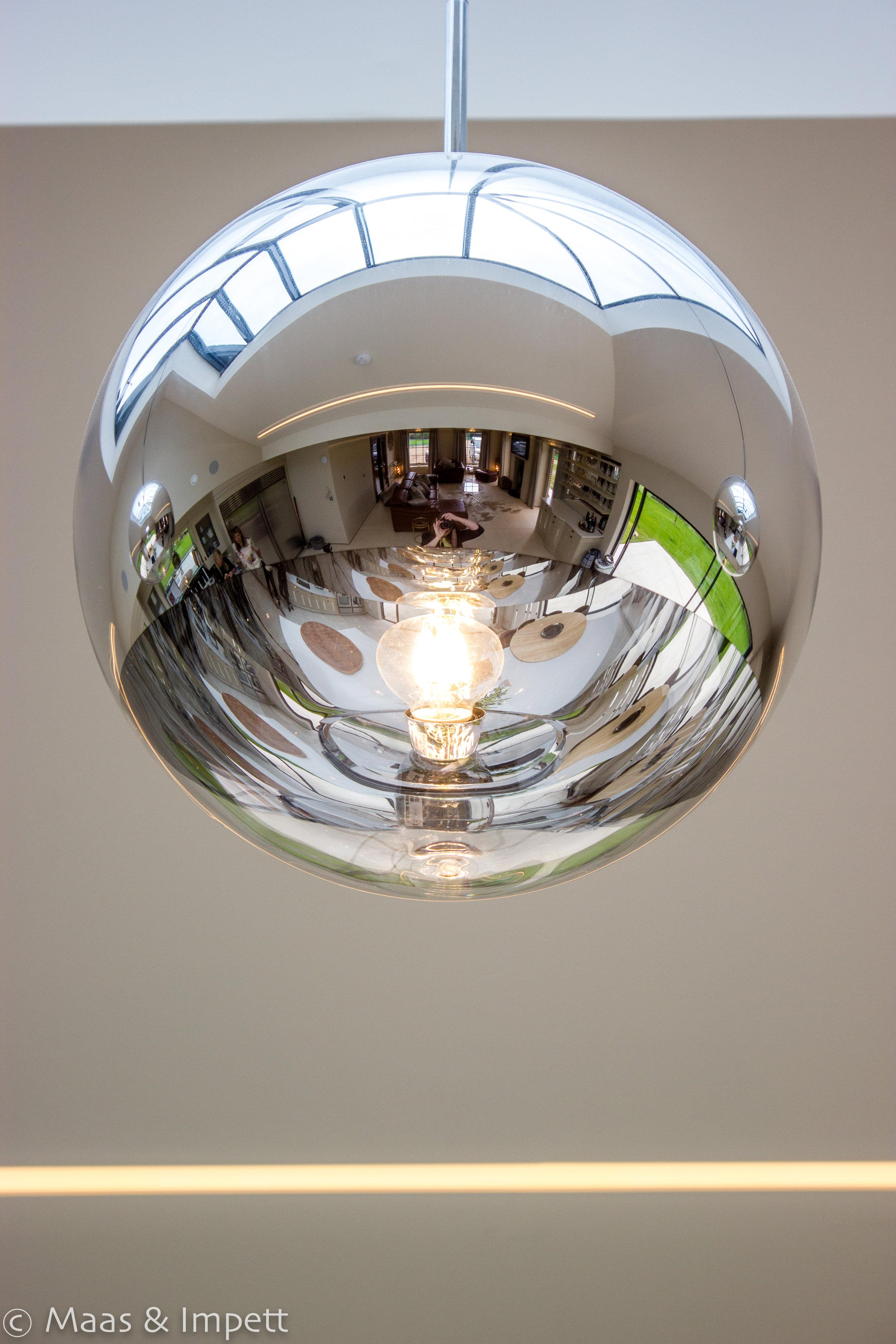 Lighting interior design, hampshire