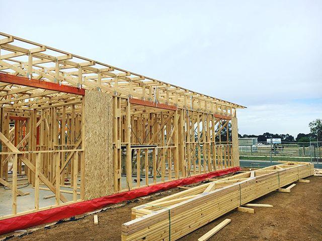 -Frames Up-  #clarkeandcobuilders #mtduneed #quality #design #onlythebest