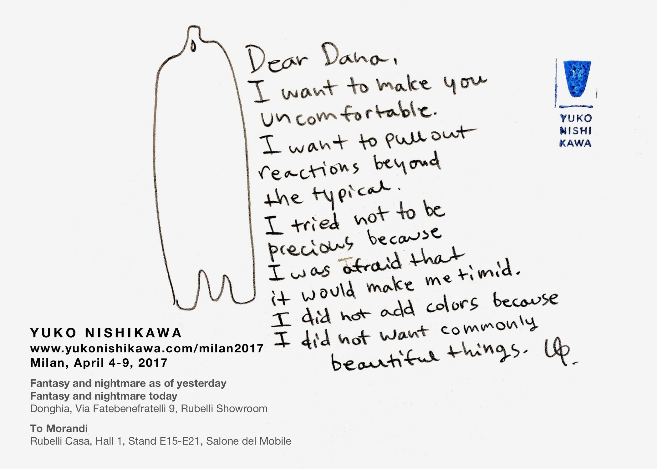 Dear Dana