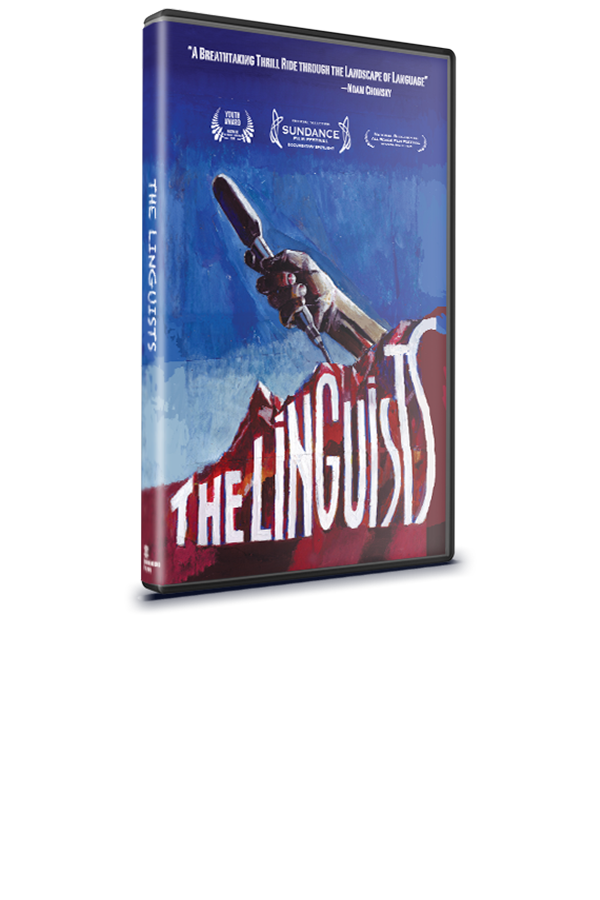 THE LINGUISTS DVD  FOR EDUCATIONAL USE  $300