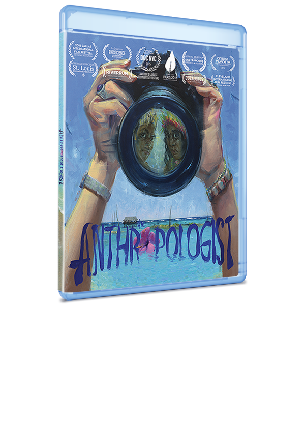 THE ANTHROPOLOGIST BLU-RAY  FOR HOME USE  $40