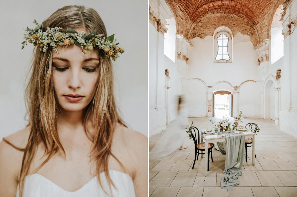 Szöktetéses esküvő egy gyönyörű kápolnában