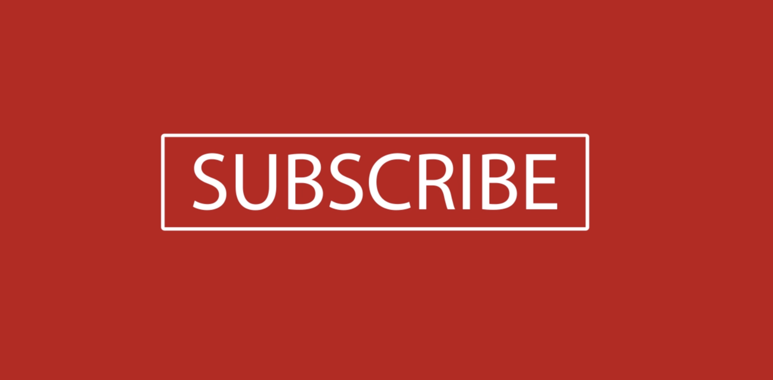 We post videos weekly - Subscribe to our channel for more videos