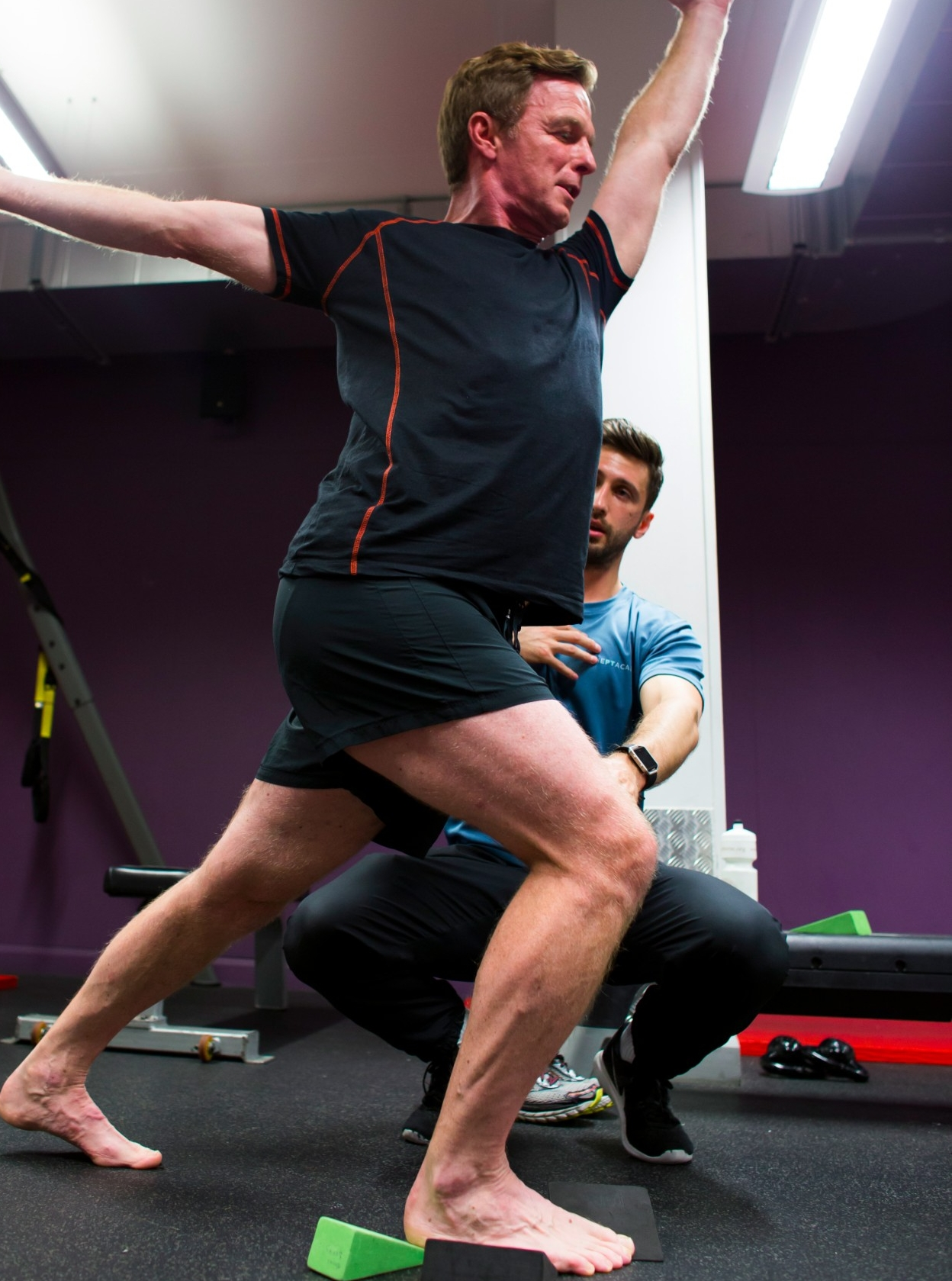 The latest Anatomy in Motion techniques allow me to gain results where other methods may have failed and to create lifelong change for my clients.Look after your body and your body will look after you.Want to know more about James? Send him a message. -