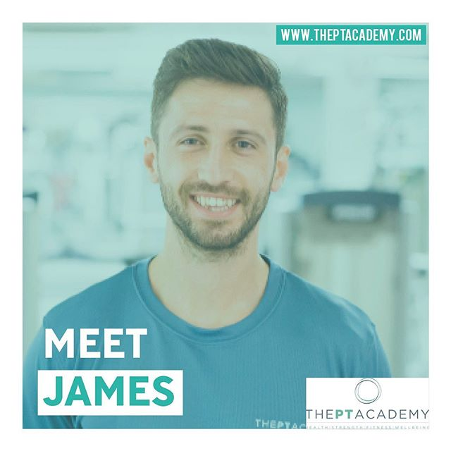 "Meet James. ""Being an ex professional athlete I've experienced first hand what it takes to achieve personal goals. Hard work will get you heading in the right direction, making it enjoyable will make you consistent and allow you to reach your goal. I'm passionate about health, fitness and general well-being and always give full commitment to my clients helping them achieve quick effective results."" To book in with James visit our website.  Get in touch about your fitness journey with us.  Link in our bio. . . . #PersonalTrainer #PersonalTraining #fitnessmotivation #instafit #lifestyle #weightloss #pt #exercise #training #health #fitness #gymlife #getfit #fatloss #strength #functional #goals #fitfam #hardwork #results #healthylifestyle #fitnesscoach #fitnesslifestyle #training #motivation #transformation #inspire #theptacademy"