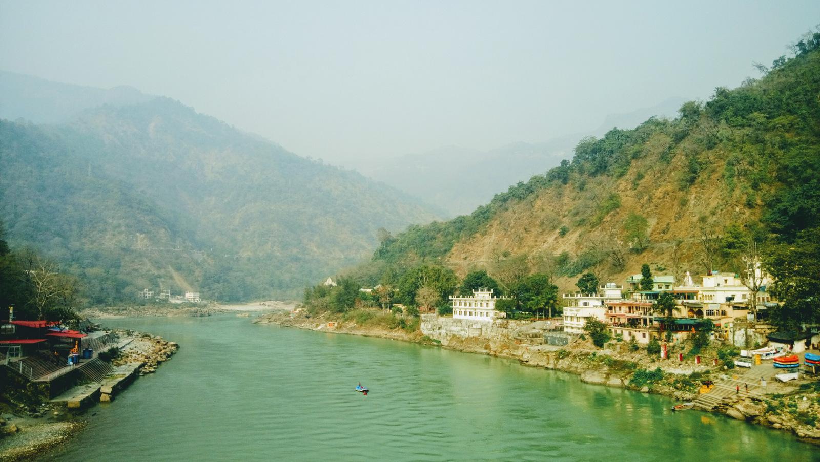 Laxman Jhula, Rishikesh, Uttarakhand, India