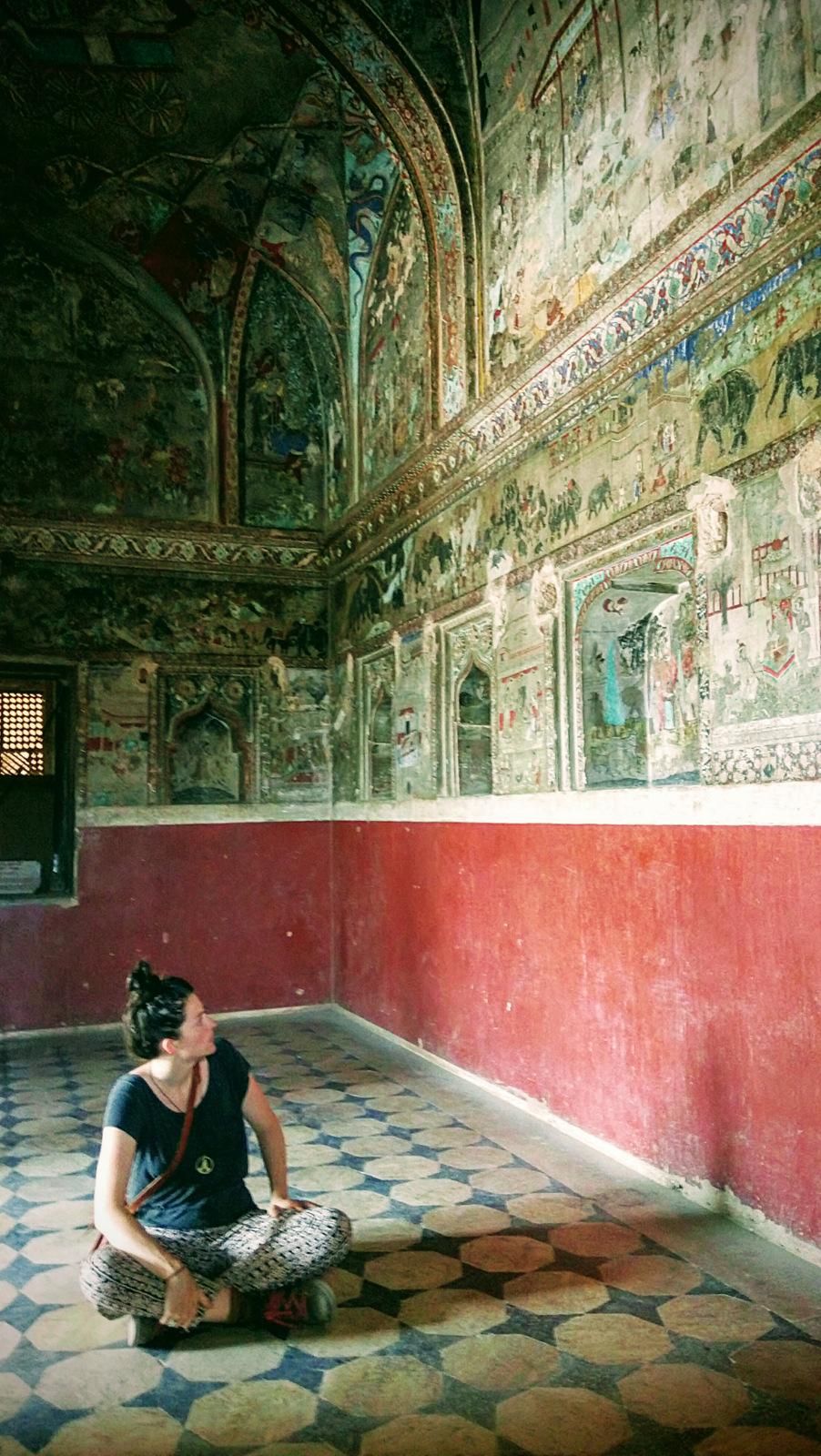 Taragarh Palace, Bundi, Rajasthan, India
