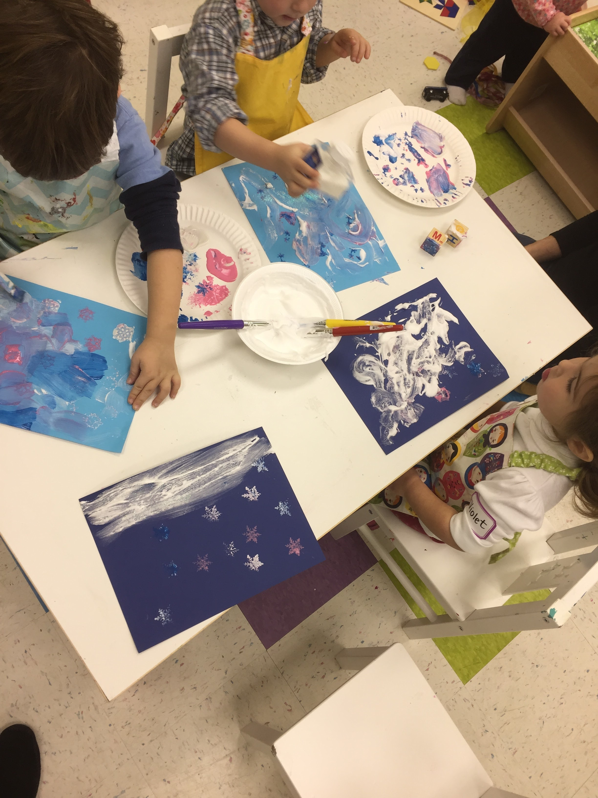 Kandinsky Kids (Ages 2.5-5 years)