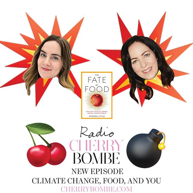 🍒 💣 🍎! Pop over to Cherrybombe.com and have a listen.  Grazie mille @kerrybombe @cherrybombe and #bombesquad ! #fiercefemmes #LOVEFLAMBÉ
