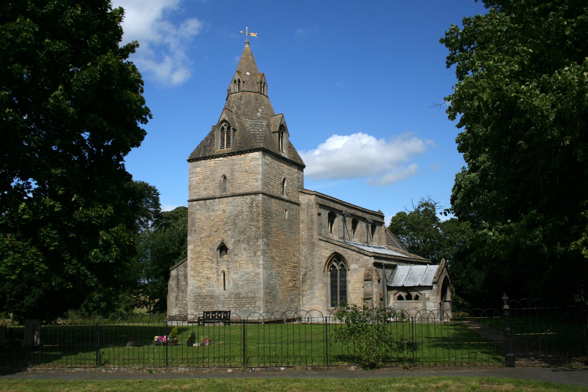 St Thomas's Church, Burton-le-Coggles