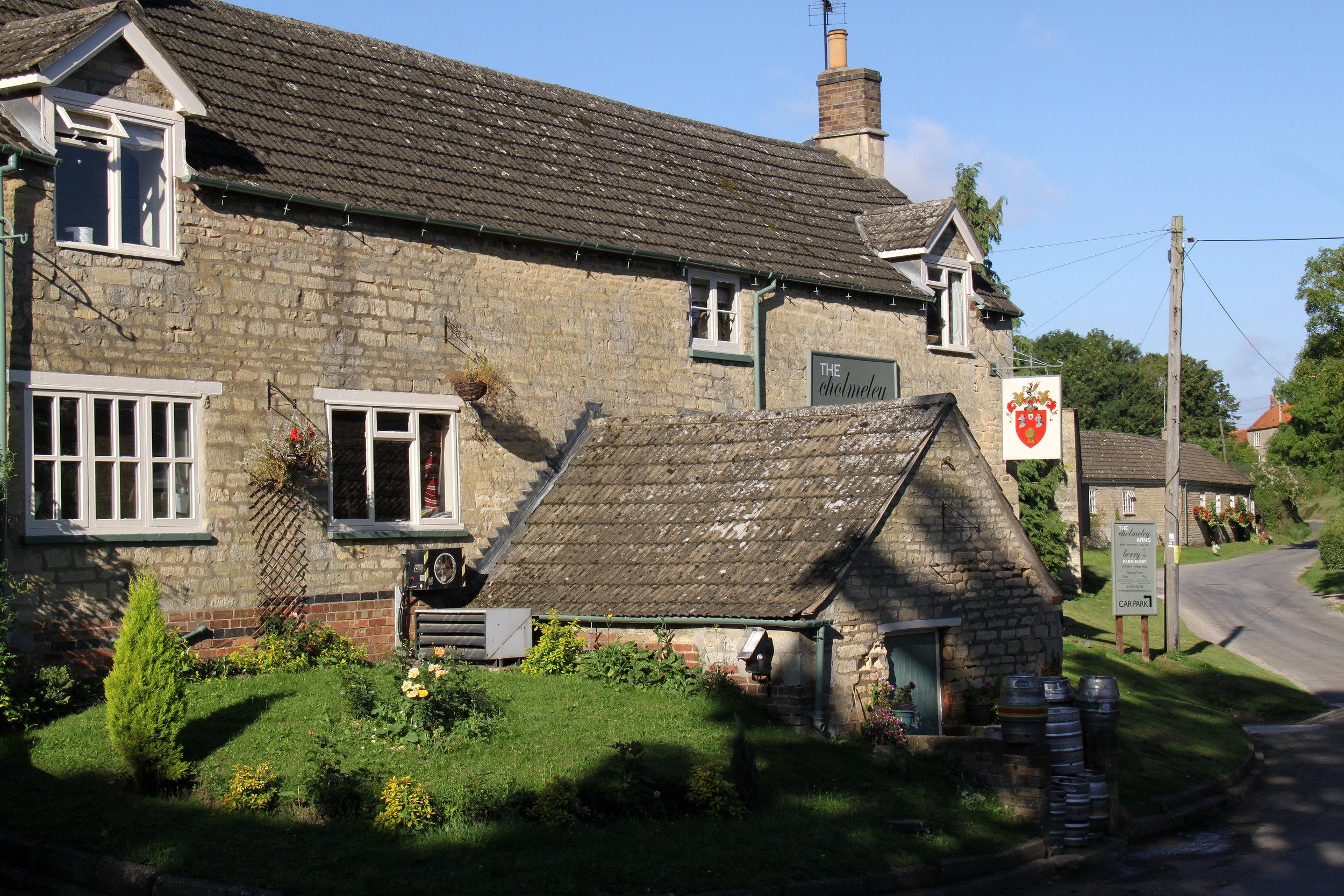 The Cholmeley Arms, Burton-le-Coggles