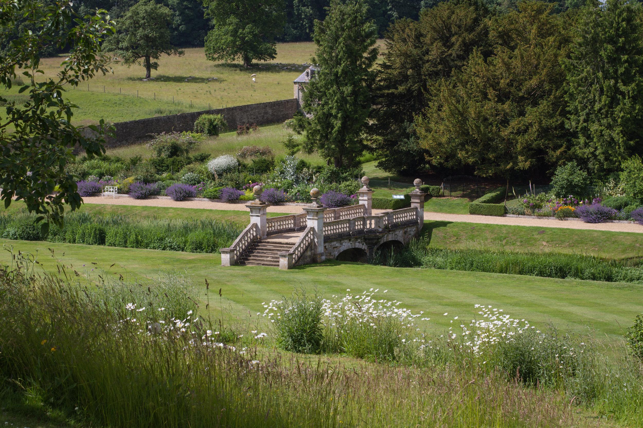 Easton Walled Gardens