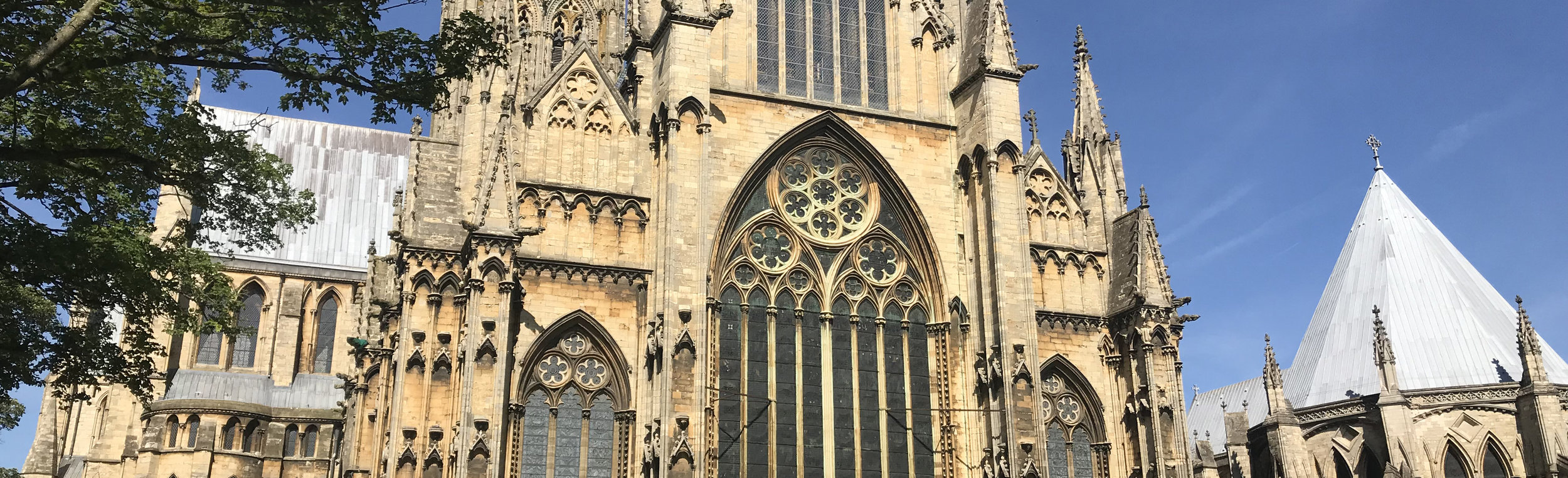 Cathedrals, Castles and Country Houses -