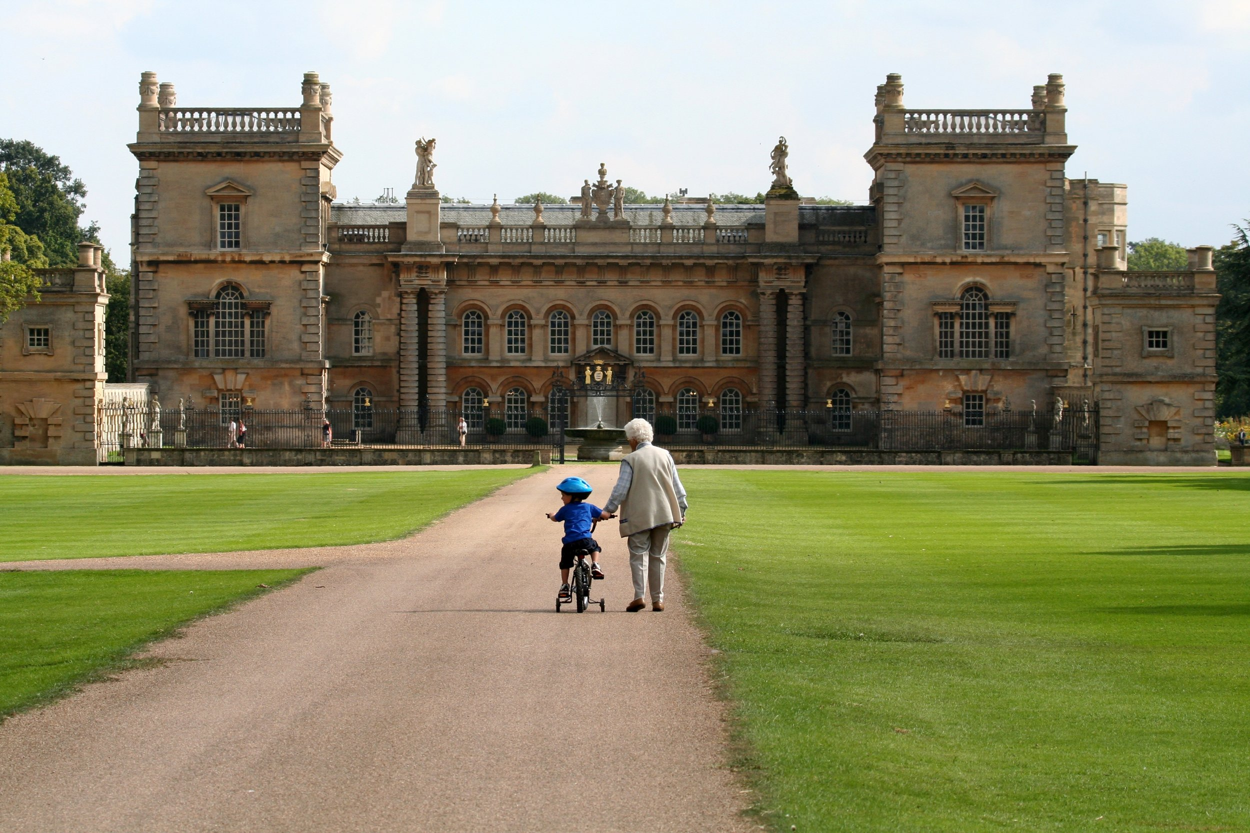 Cycle hire Grimsthorpe Lincolnshire