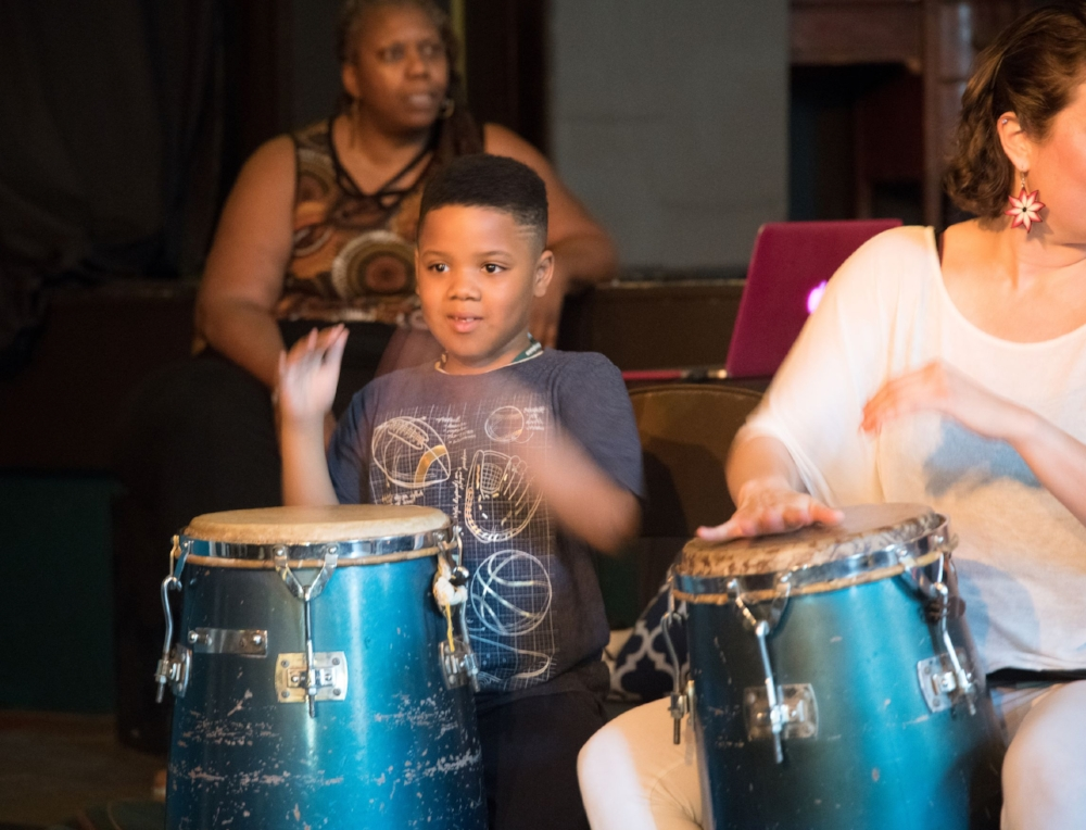 ACCE Advocate On The Mic June '18-28 Drumming.jpg