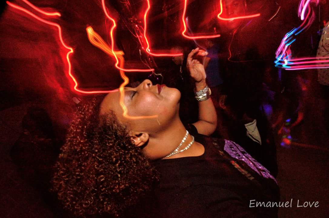 When the music hits me...I feel no pain  Photo Credit: Emanuel Love Photography