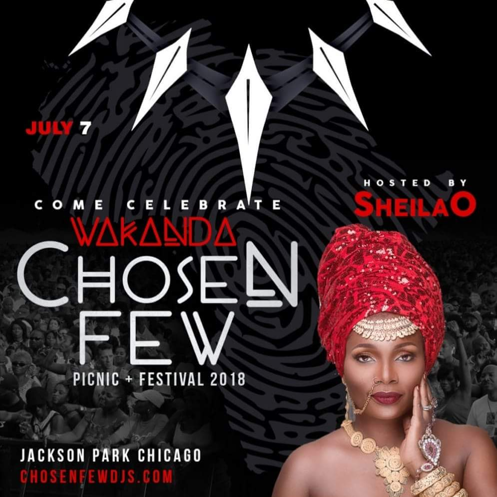 Click here to purchase your Chosen Few Picnic & Festival 2018 Tickets Today!