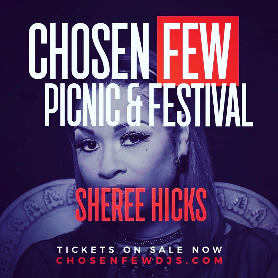 Have you purchased your tickets for the 2018 Chosen Few Picnic & Festival yet? Click here to purchase tickets!