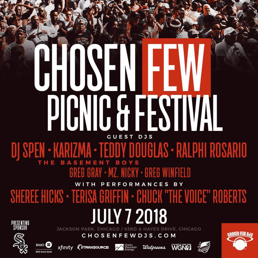 CLICK HERE TO PURCHASE YOUR CHOSEN FEW FESTIVAL TICKETS TODAY!