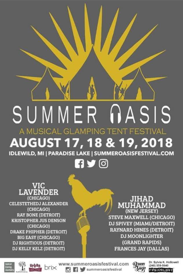 GET YOUR SUMMER OASIS TICKETS TODAY!!!