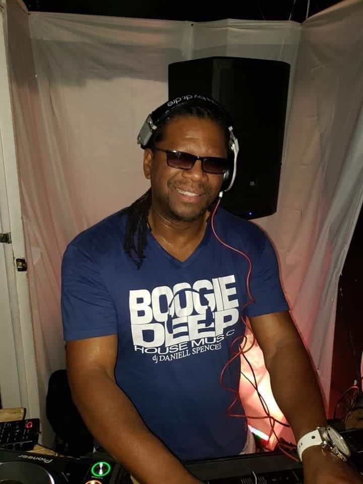 DJ Daniell Spencer
